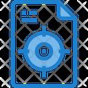 Target Target File Goal File Icon