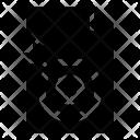 Web Target Document Icon