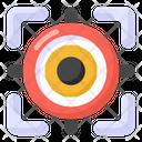 Focus Target Analysis Target Focus Icon