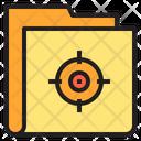 Goal Folder Target Folder Icon