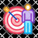Target Hit Hr Icon