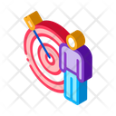 Target Hit Outlie Icon