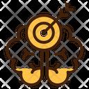 Target Idea Target Goal Icon