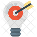 Target Idea Define Icon