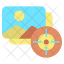 Target Image Icon