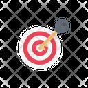 Target Focus Seo Icon