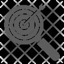 Target keyword Icon