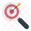 Target Keyword Marketing Icon