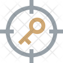 Key Keyword Clue Icon