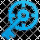 Target Keywords Seo Optimization Keyword Icon
