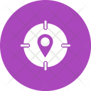 Target Location Destination Icon