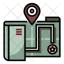 Target Location Map Icon