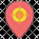 Target Location Icon
