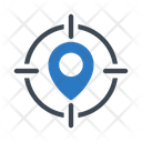 Location Target Map Icon