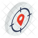 Target Location Icon