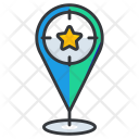 Location Targeting Target Icon