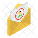 Target Mail Icon