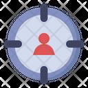 Target Market Target Audience Business Target Icon