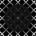 Target Market Dart Icon