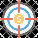 Target Marketing Icon