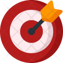 Target Marketing Seo Icon