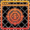 Target-money Icon