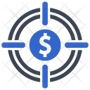 Aiming Budget Currency Icon