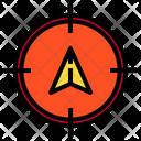 Target Navigation Icon