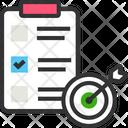 Target Planning Icon