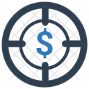 Investment Money Goal Icon