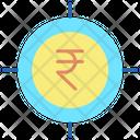 Ibusiness Action Plan Target Rupee Finance Target Icon