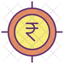Target Rupee Finance Target Rupee Icon