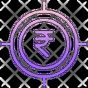 Target Rupee Icon