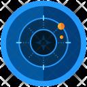 Navigation Target Seeking Icon