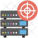 Target Server Performance Icon