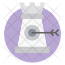 Target Strategy Icon