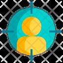 Itarget Target User Target Icon