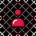 Target User Target Goal Icon