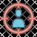 Target User User Focus Headhunter Icon