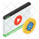 Target Video Icon