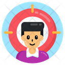 Business Target Intended Audience Targeted Audience Icon