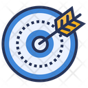 Targeting Aim Goal Icon