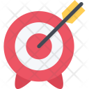 Targeting Analysis Business Icon