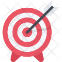 Targeting Seo Business Icon