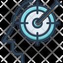 Targets Focus Mind Icon