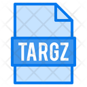 Targz File File Types Icon