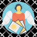 Tarot Card Reader Icon