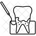 Tartar Plaque Clean Icon