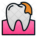 Tartar teeth Icon