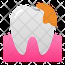 Tartar Teeth Teeth Decay Teeth Icon